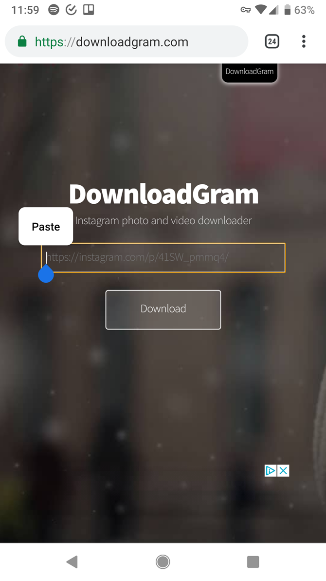 How to Download and Save All Your Instagram Photos