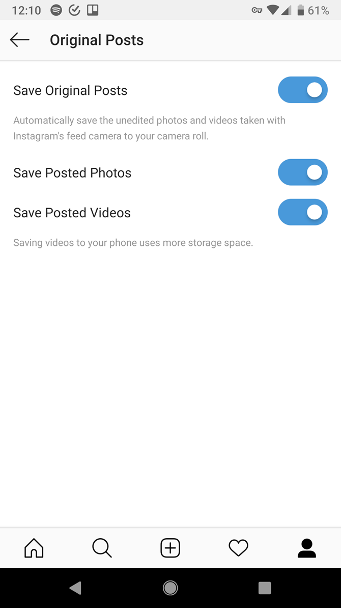 Save photo from instagram on pc #2