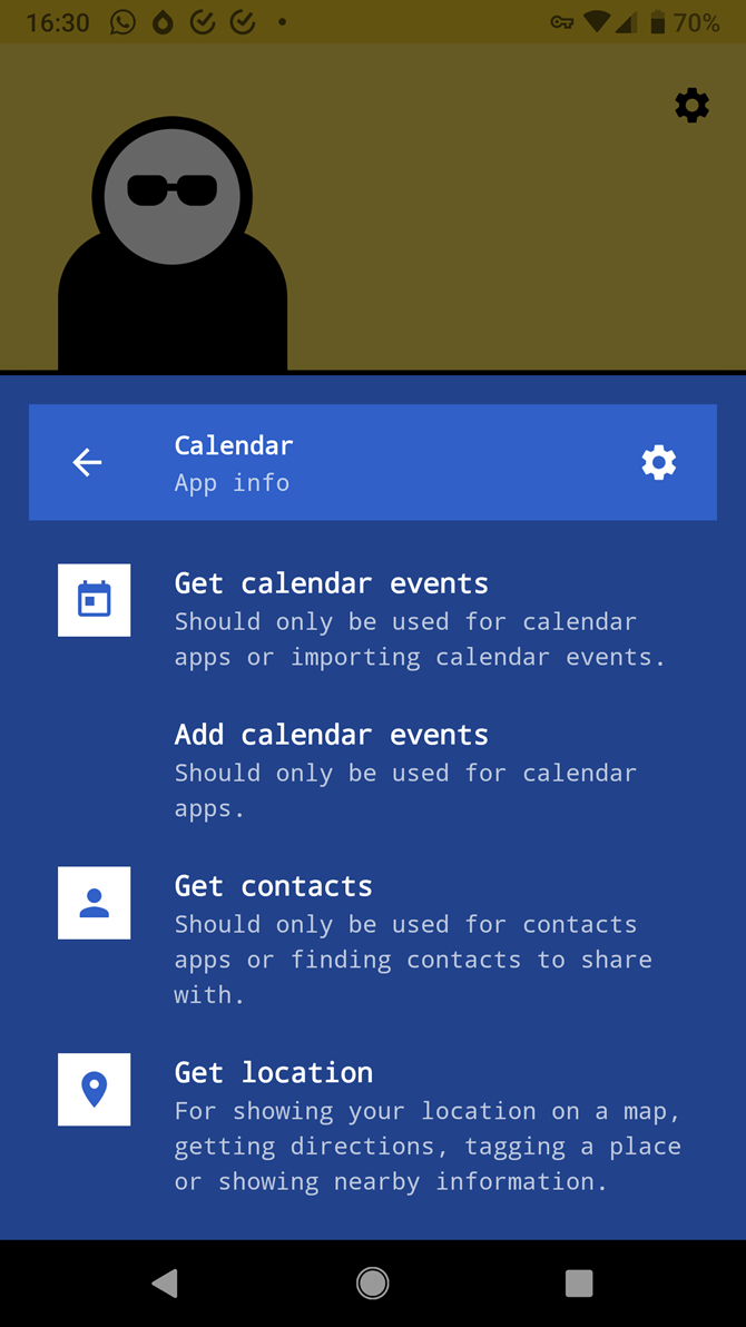 How to Grant Temporary Permissions to Any Android App
