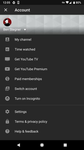 Wie viele Daten verwendet YouTube?