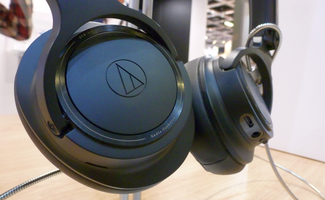 Headphones at IFA 2018: What's New and What's Hot? Audio Technica SR50BT 001 IFA2018