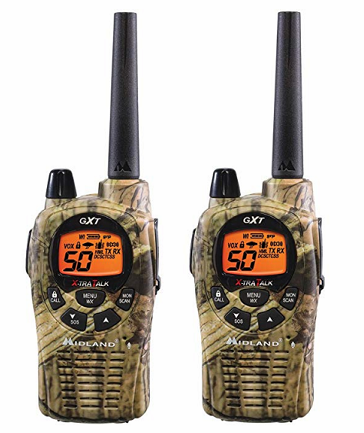 midland two way radio pair
