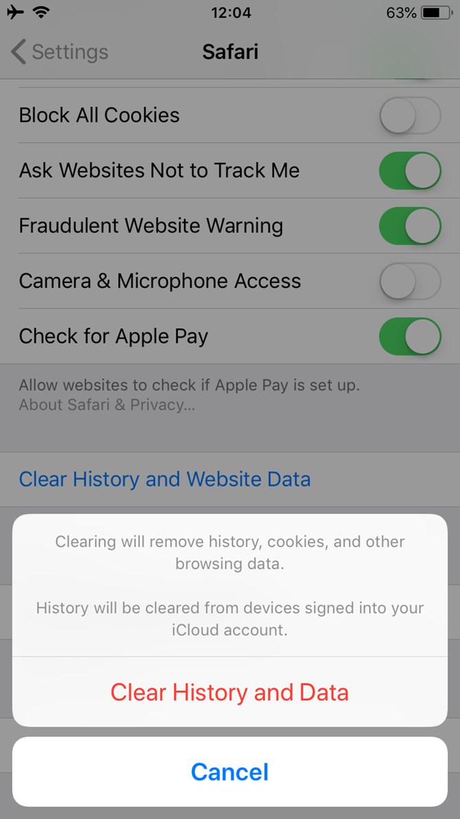 How to Clear Cache on Your iPhone or iPad