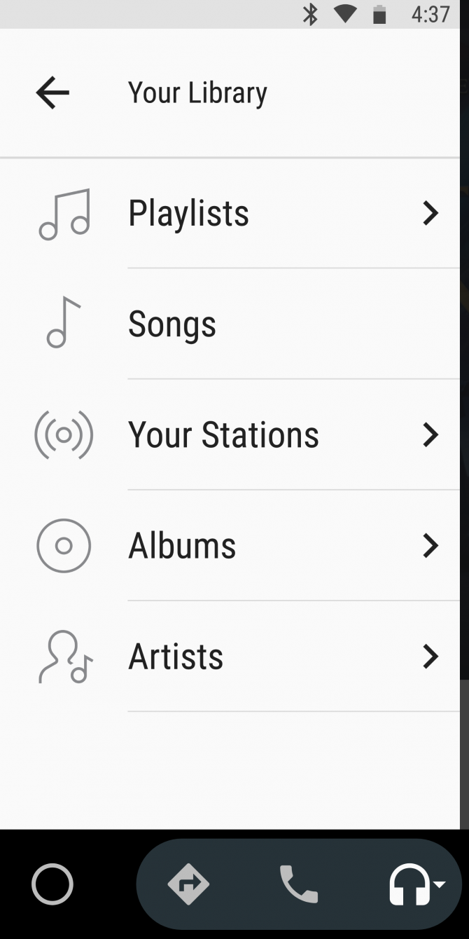 Which Music, Podcast, and Radio Apps Work With Android Auto?