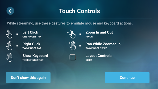 Steam-Link-Touch-Controls