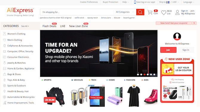 0b1fc1fa3 Is AliExpress Safe and Legit? Alibaba's Online Shop Explained and ...