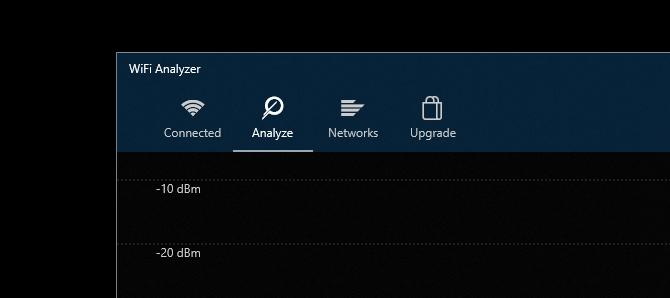 Анализ вашей сети с помощью WiFi Analyzer