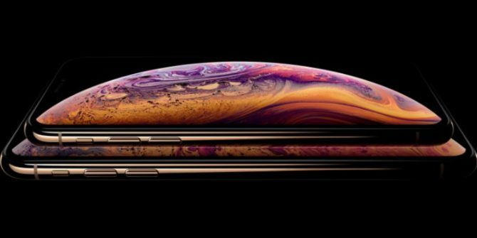 Apple Unveils the iPhone Xs and Xs Max