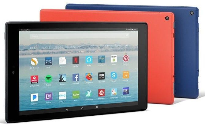 Amazon Fire HD 10 is the best value for money tablet