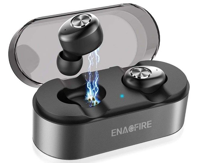 Enacfire E18 are true wireless earbuds that cost less than $50