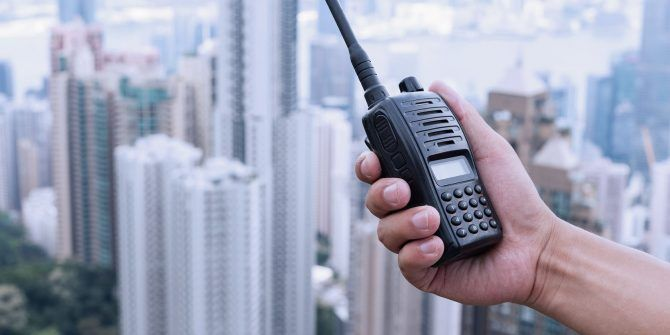 The 5 Best Walkie Talkies and Ham Radios for Two-Way Radio