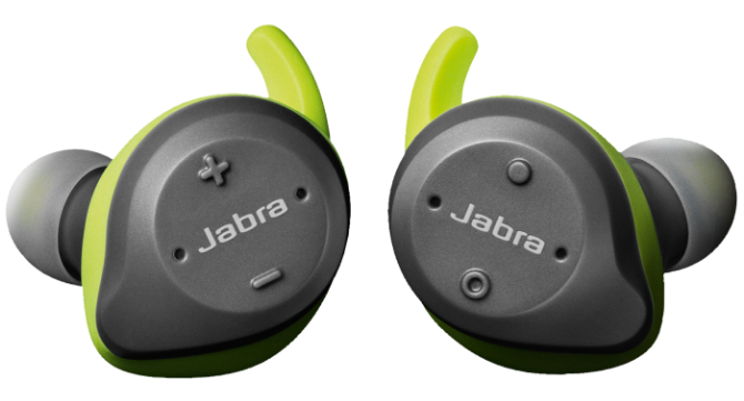 Jabra Elite Sports are the best true wireless earbuds for running or gym