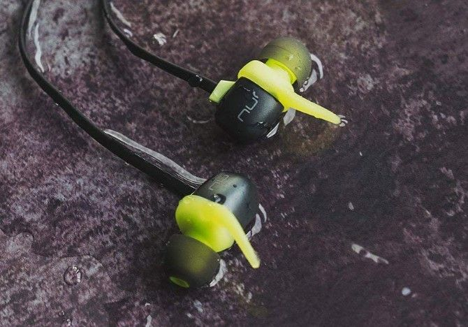 Optoma Nuforce Be Sport4 is the best wireless sports headphones under $100