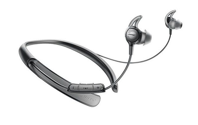 The Best Noise-Canceling Headphones for Audiophiles - Bose QuietControl 30