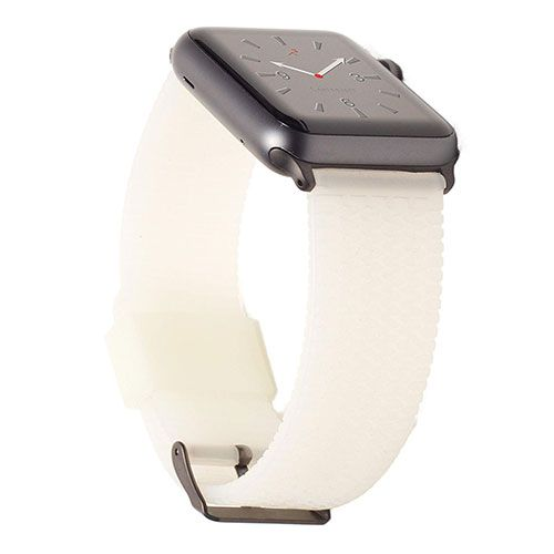 Carterjett Luminescent Silicone Apple Watch band