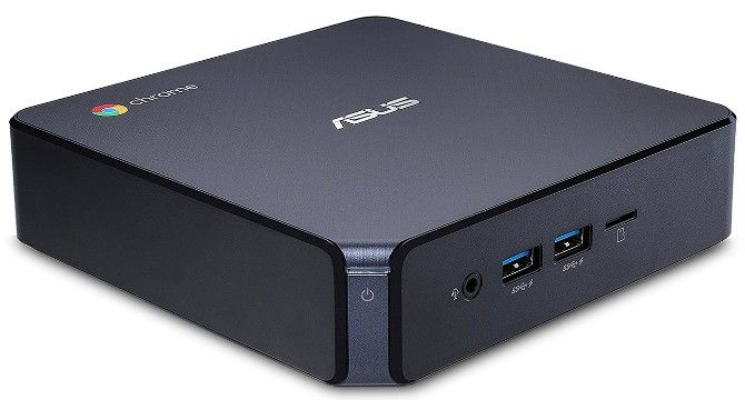 Asus Chromebox 3 is a cheap desktop computer that supports Android apps and Linux programs