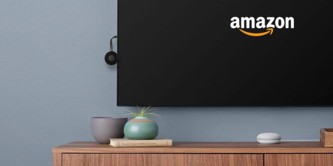 Amazon prime video con chromecast ipad