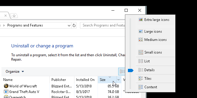 Niedriger Speicher unter Windows 10? 5 Tipps zum Wiederherstellen des Speicherplatzes