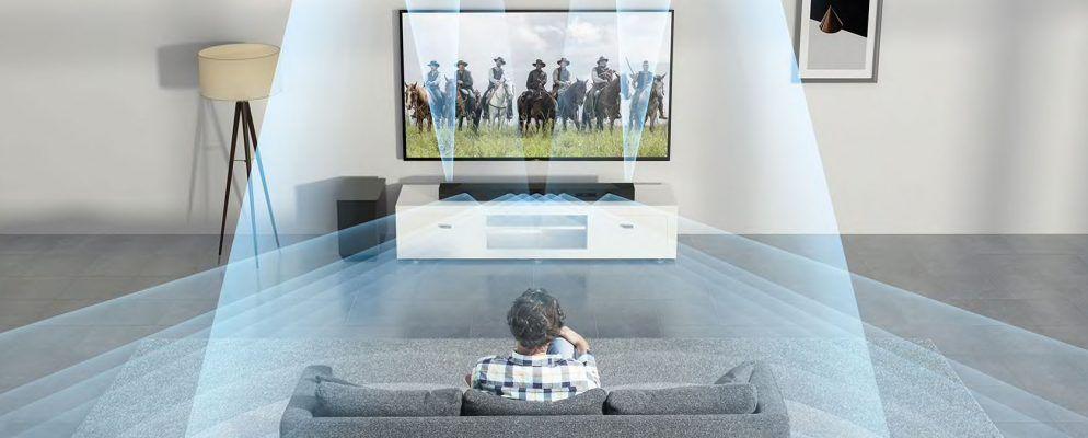 die 5 besten dolby atmos soundbars die sie. Black Bedroom Furniture Sets. Home Design Ideas