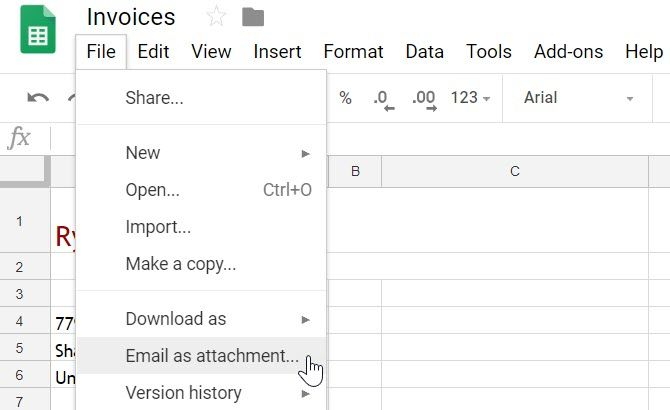 how to make a macro in google sheets