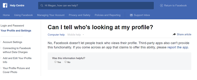 Can You Really See Who Viewed Your Facebook Profile?