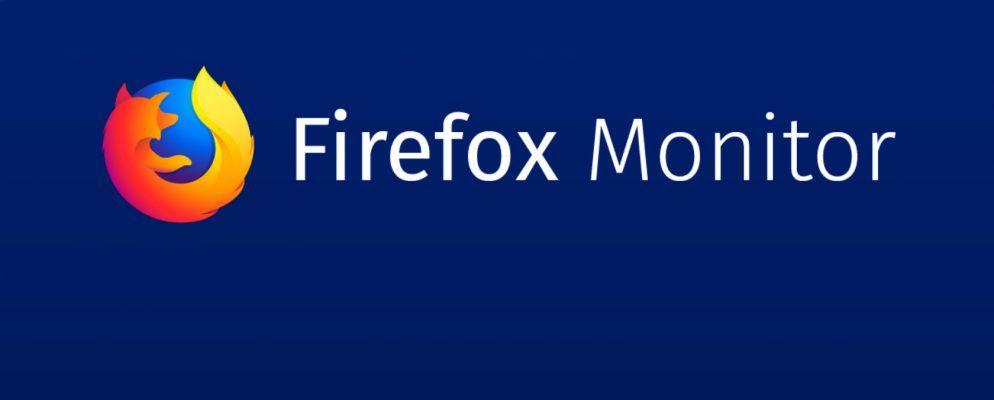 Firefox Monitor überprüft auf gestohlene Kennwörter