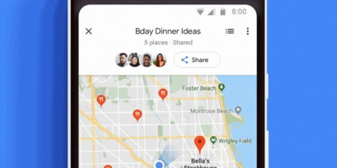 You Can Now Plan Group Events on Google Maps