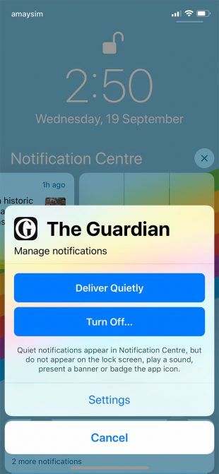 15 versteckte iOS 12 Funktionen Sie müssen