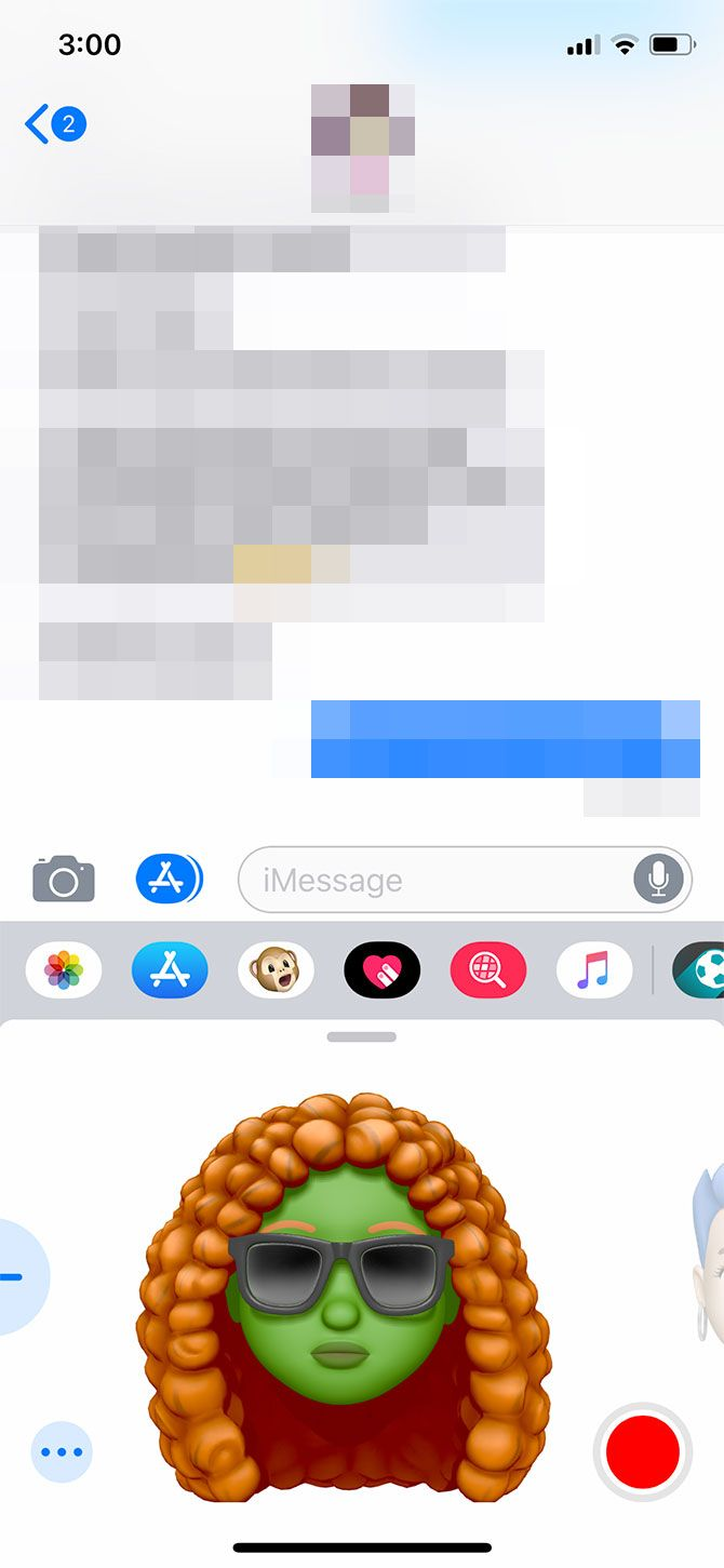Imessage Smart Technology Falstad Online Circuit Simulator Screen Shot Design And Innovation How To Send Animated Memoji Messages