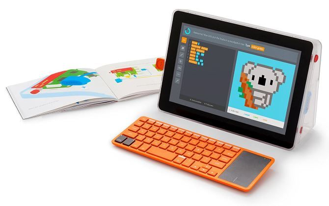 Kano's take on the Raspberry Pi laptop