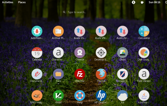 Luv icon pack for Linux