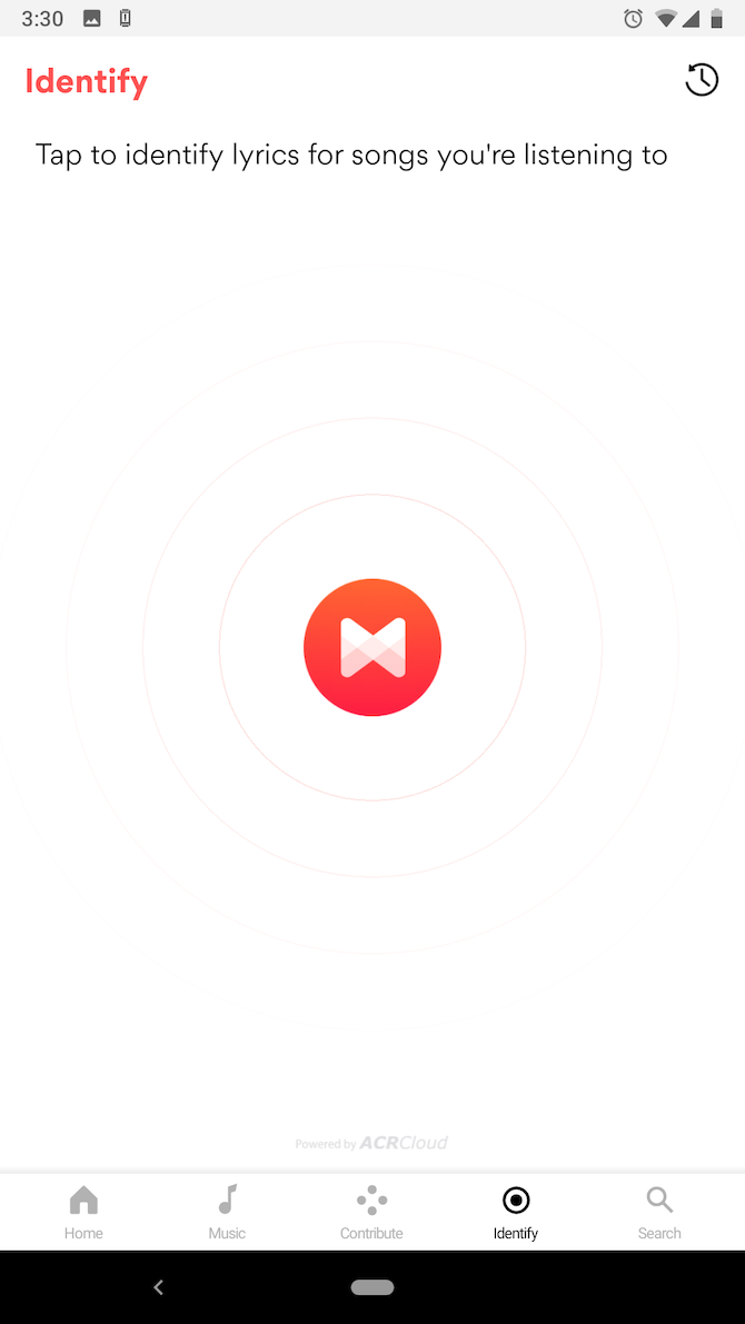 Contact Management Smart Technology Fridge Door Alarm Circuit P Marian Alarms Photoresistors Musixmatch Might Not Be The Best Music Identification App But With A Plethora Of Intuitive Features Its Certainly An Excellent Player