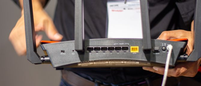 Home Networking at IFA 2018: What's New and What's Hot? netgear rx500 rear ifa2018