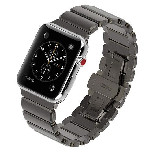 Oittm Stainless Steel Apple Watch Bracelet