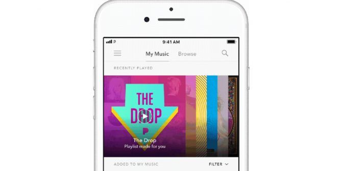 Pandora Copies Spotify With Curated Playlists