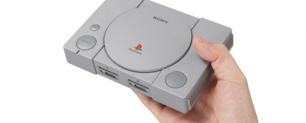 Sony startet die PlayStation Classic für $ 99