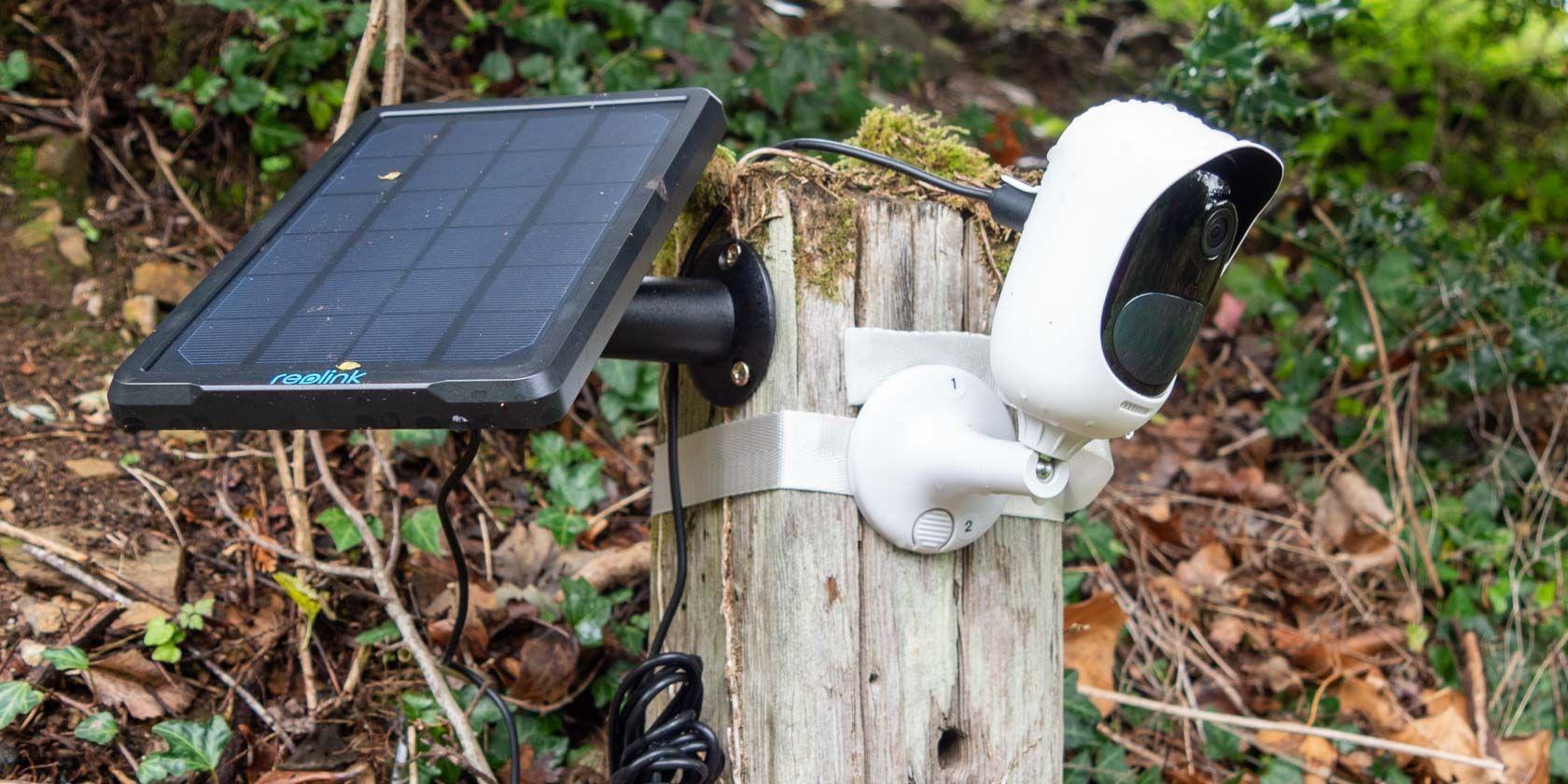 Argus Pro und Reolink Reolink Solarpanel für Reolink Argus 2