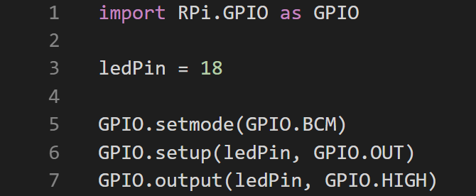 how to use gpio on raspberry pi