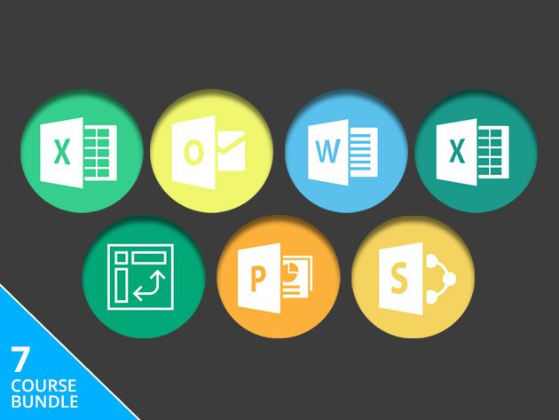 Master Microsoft Office with 80 Hours of Video Tutorials for $29