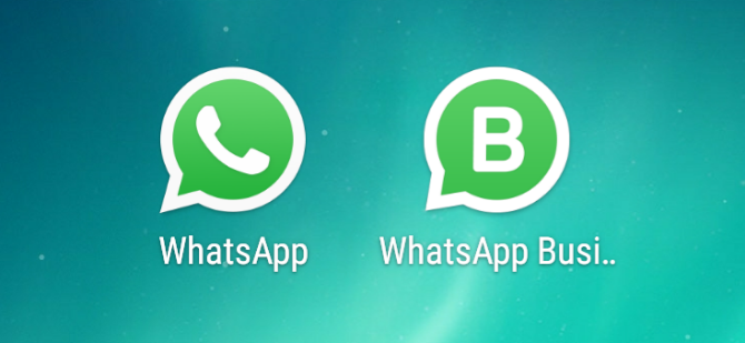 Run Multiple WhatsApp with Dual-Sim by using WhatsApp Business