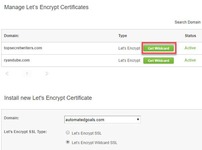 How to Set Up HTTPS on Your Site: A Simple Guide wildcard