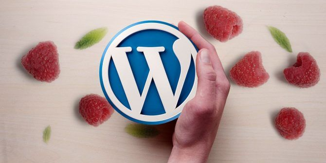 wordpress-host-raspberry-pi