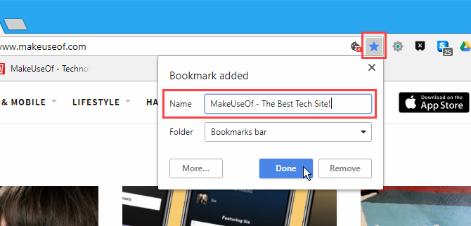 How to Add Notes to Bookmarks in Chrome and Firefox