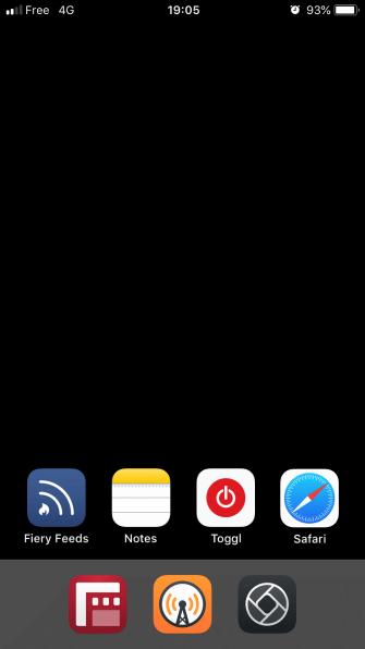 12 Kreative Layouts zum Organisieren Ihres iPhone-Startbildschirms