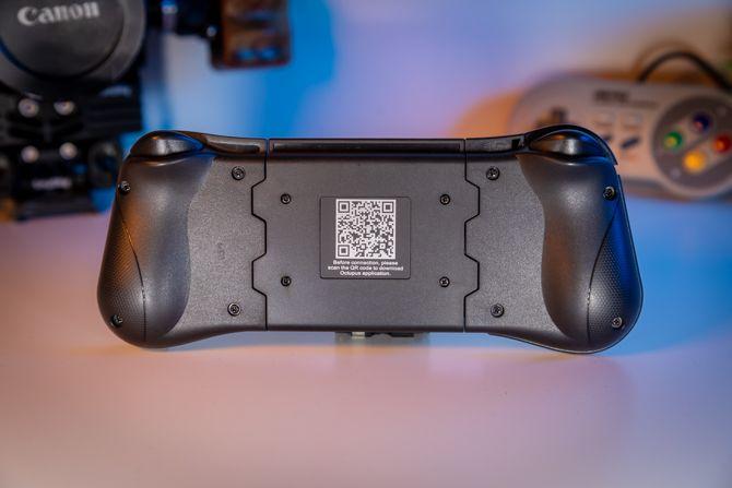 Doogee S70 G1 gamepad