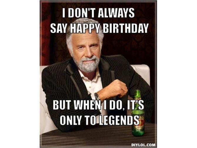 The 18 Best Happy Birthday Memes to Brighten Someone's Day - photo#18