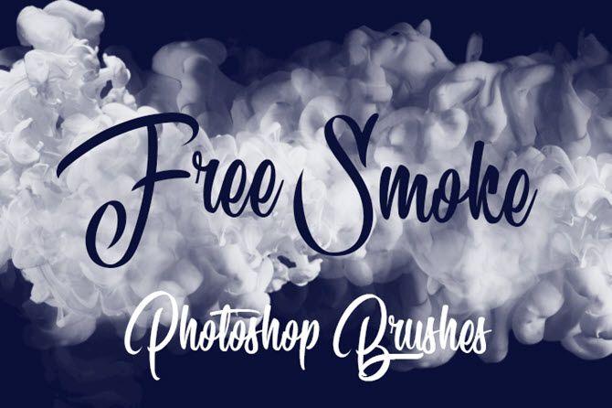 adobe photoshop cc smoke brushes free download
