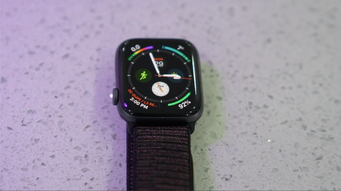 Apple Watch Series 4: The Undisputed King of Smartwatches Front 670