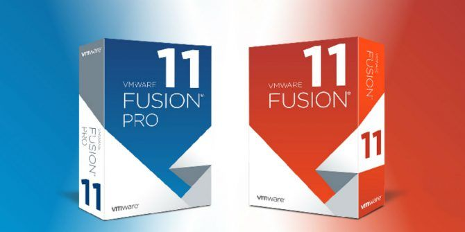 VMware Fusion 11 Makes Make Virtual Machines Even Better