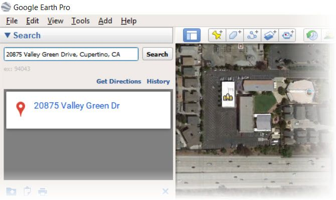 How to Get a Satellite View of Your House Using Google Earth   The